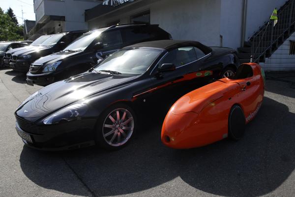 Velomobil no Car gallery velomobile WAW045